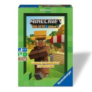 Ravensburger Minecraft hra rozšíření - Farmer´s market [HRA]